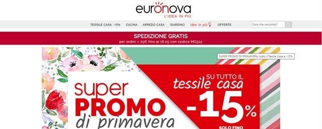 Euronova articoli per la casa