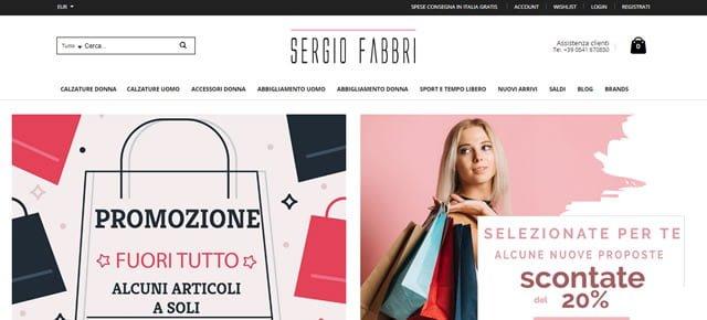 Sergio Fabbri Abbigliamento