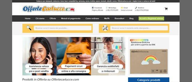 offertacartucce.com