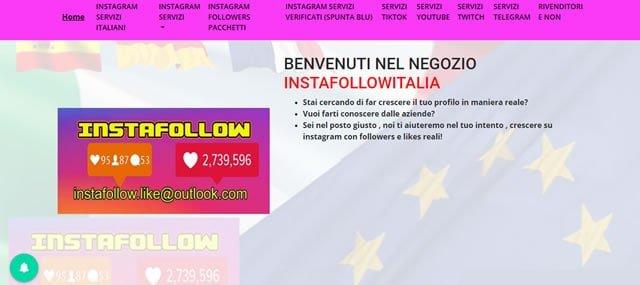 InstaFollowItalia