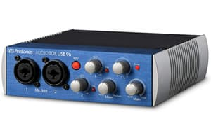 Presonus AUB96 Interfaccia Audio e MIDI Audiobox USB 96