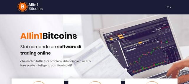 Allin1Bitcoins trading online