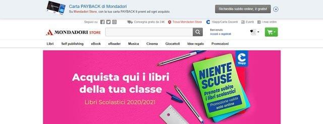 Mondadori Store Libri Scolastici