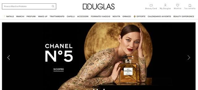 Douglas profumeria femminile