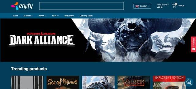 Enjify Giochi online