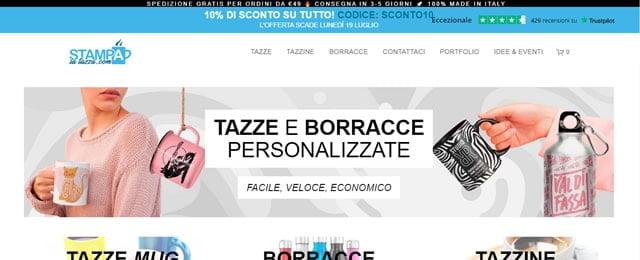 Stampa la Tazza - Tazze personalizzate online